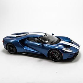 Mô Hình Xe Ford GT Blue Exclusive 1:18 Maisto - MH 38134