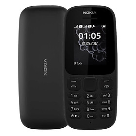 Điện Thoại Nokia 105 Dual Sim (2019) - Hàng Chính Hãng