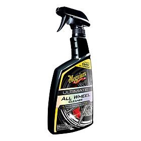 Meguiar's Sản phẩm làm sạch lazang xe dòng Ultimate - Ultimate All Wheel Cleaner  G180124 - 710 ml