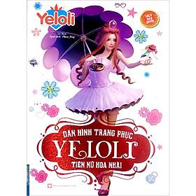 Dán Hình Trang Phục Yeloli - Tiên Nữ Hoa Nhài
