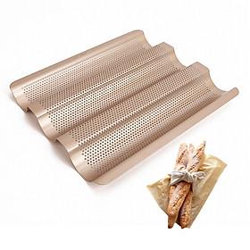 Khay Nướng Bánh Mì Chống Dính Pháp Chefmade WK9083