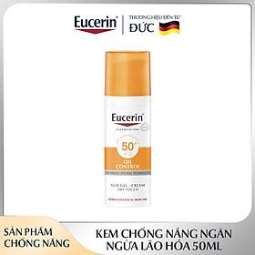 Kem Chống Nắng Ngăn Ngừa Lão Hóa Eucerin Sun Fluid Photoaging Control SPF50+ 50ml