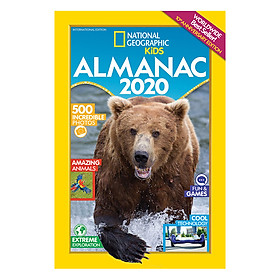 National Geographic Kids Almanac 2020, International Edition