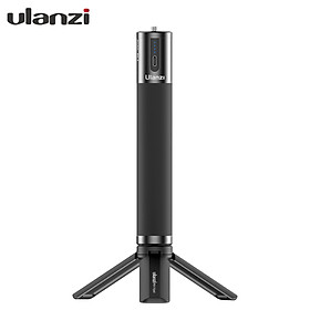 Ulanzi BG-3 10000mAh Power Bank Hand Grip USB-A & Type-C Dual Charging Ports with Mini Tripod Compatible with Smartphone