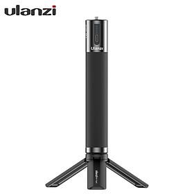 Ulanzi BG-3 10000mAh Power Bank Hand Grip USB-A & Type-C Dual Charging Ports with Mini Tripod Compatible with Smartphone