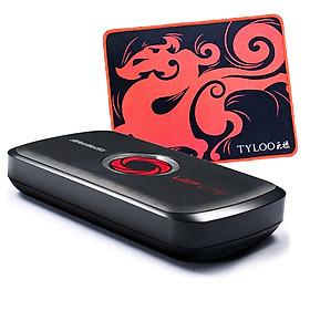 Thiết Bị Ghi Hình HDMI Hỗ Trợ FULL HD 1080p Livestream Capture Avermedia GL310 Kèm Tấm Lót Chuột Cao Cấp AZONE - Hàng Chính Hãng