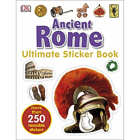 Ultimate Sticker Book Ancient Rome