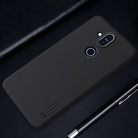 Ốp Lưng cứng cho Nokia 8.1 X7 Nillkin Chính Hãng