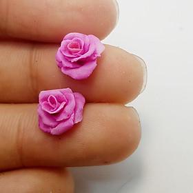 Hoa bột vẽ nổi fatasy sản phẩm trang trí móng.HN023