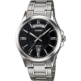 Đồng hồ nam dây kim loại Casio MTP-1381D-1AVDF