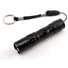 Đèn pin chống nước dã ngoại siêu sáng có hộp và móc treo tiện lợi