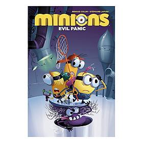 Minions: Evil Panic (Paperback)