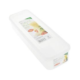 Hộp đựng thực phẩm đa năng Inomata 1100ml, có nắp mềm - Nội địa Nhật Bản