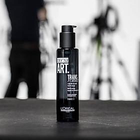 L'oreal Tecni Art Transformer Texture Multi-use Liquid-to-Paste Force 3 - Lotion tạo kiểu tóc xoăn dạng lỏng đa năng 150ml