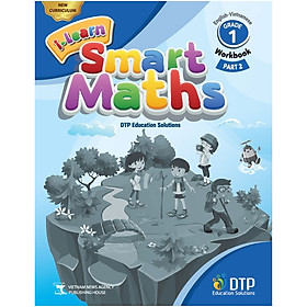 i-Learn Smart Maths Grade 1 Workbook Part 2 (ENG-VN)