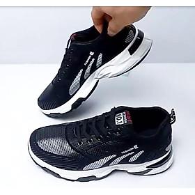 Giày Thể Thao Sneaker Nam GTTN-66 Phong Cách Thể Thao, Đế Êm Chân, Thoáng Khí, Kiểu Dáng Trẻ Trung Mạnh Mẽ Năng Động.