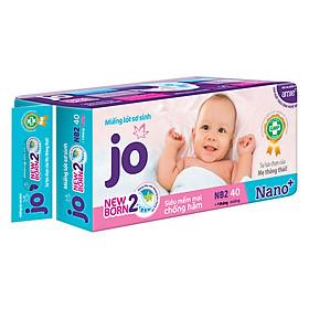 Miếng Lót Jo Newborn 2 (40 Miếng)-1