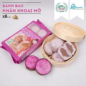 [Chỉ Giao HCM] BÁNH BAO NHÂN KHOAI MỠ SINGAPORE 280G/ 8 bánh