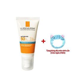 Kem Chống Nắng Dành Cho Da Khô Nhạy Cảm La Roche-Posay Anthelios Hydrating Cream SPF50+ 50ml (Tặng băng đô mèo xinh xắn)