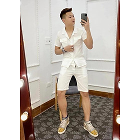 Bộ quần áo đũi nam siêu mát