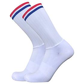 Summer Professional Cycling Socks Anti-slipping Breathable Socks Aero Socks