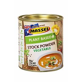 Hạt nêm Massel 100% không bột ngọt 168gr - Vị Rau Củ (Mẫu mới)