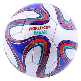 Hình đại diện sản phẩm Banh Đá Da World Cup Sportslink - Trắng (Size 4)