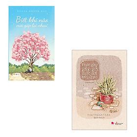 Bộ 2 cuốn tiểu thuyết ngọt ngào: Biết Khi Nào Mới Gặp Lại Nhau - Phút Giây Gặp Gỡ Một Đời Bên Nhau