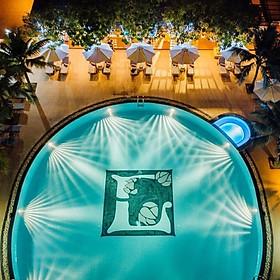 Combo 2N1Đ Lotus Mũi Né Resort & Spa 4* + Xe Limousine Khứ Hồi Từ Sài Gòn Dành Cho 01 Người