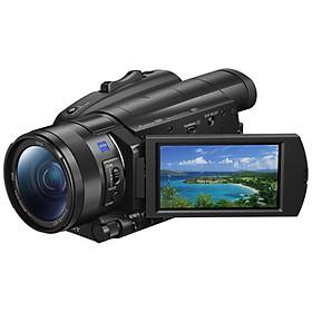 Máy Quay Sony 4K HDR FDR-AX700 - Chính hãng