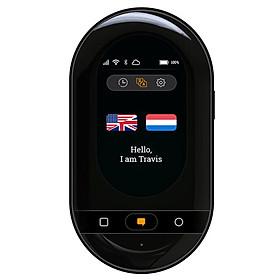 Máy dịch ngôn ngữ Travis Touch Plus - Version 2.0 dịch được 105 ngôn ngữ