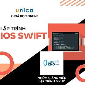 - Khóa học LẬP TRÌNH - Lập trình iOS Swift- UNICA.VN