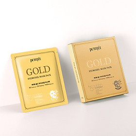Mặt nạ cao cấp PETITFEE Gold Hydrogel