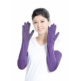 Găng tay dài unisex chống nắng UV100 KA41155