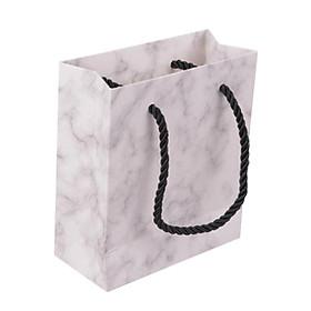 Marbled Cardboard Trang Sức Hộp Quà Cưới Wedding Cotton Cotton