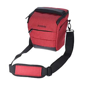 Túi Đeo Vai Đựng Máy Ảnh Andoer Có Thể Đựng 1 Máy Ảnh Và 1 Len Cho Máy Ảnh Canon/Nikon/Sony/Fujifilm/Olympus/Panasonic