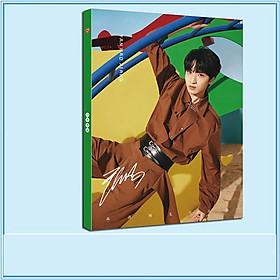 Album ảnh in hình NGHIÊM HẠO TƯỜNG nhóm nhạc TNT THỜI ĐẠI THIẾU NIÊN ĐOÀN tặng kèm poster tập ảnh quà tặng xinh xắn idol thần tượng