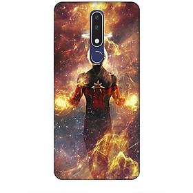 Hình đại diện sản phẩm Ốp lưng dành cho điện thoại NOKIA 3.1 Plus Siêu Anh Hùng Mẫu 5