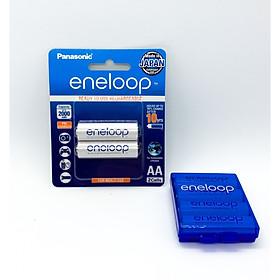 Pin Sạc AA Eneloop 2000 mah Made In Japan BK3MCCE/2B Chính Hãng ( Panasonic Phân Phối Trực TIếp Tại Việt Nam )