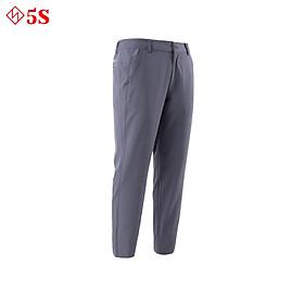 Quần Jogger Nam 5S (TK001) Cao Cấp Vải Gió Dáng Thể Thao, Ống Suông Trẻ Trung, Lưng Thun Thoải Mái