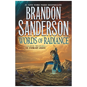 Words Of Radiance: Book Two Of The Stormlight Archive (Stormlight Archive, 2)