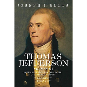 Sách - Thomas Jefferson - Nhân sư Mỹ