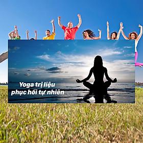 Khóa Học Yoga Trị Liệu - Phục Hồi Tự Nhiên