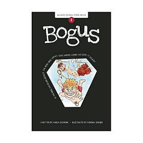Bogus (An Aldo Zelnick Comic Novel)