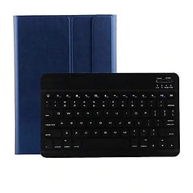 Bao da kèm bàn phím Bluetooth dành cho Samsung Galaxy Tab S7 T870 cao cấp - Hàng nhập khẩu