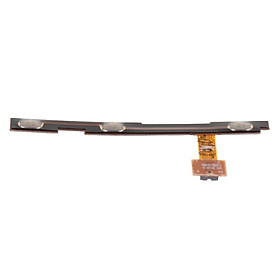 Power On Off Volume Switch Flex Cable Repair Kits for Samsung Note N8000 Tablet