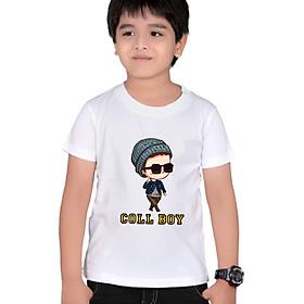 Áo Thun In Cho Bé Cool Boy - Áo Hạnh Phúc