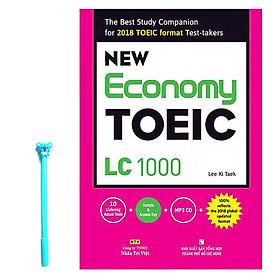 New Economy Toeic Lc 1000 (Kèm 1 Đĩa Mp3)  ( Tặng Kèm Bút )