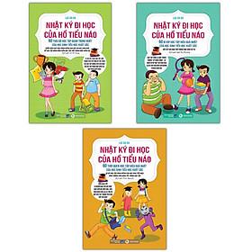 Combo Thay Đổi Nhận Thức – Bộ 3 cuốn Nhật Ký Đi Học Của Hồ Tiểu Náo – 60 Bí Kíp – 60 Thái Độ Học Tập – 60 Thói Quen