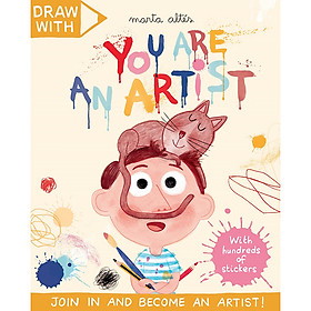 Draw With Marta Altés: You Are An Artist!
